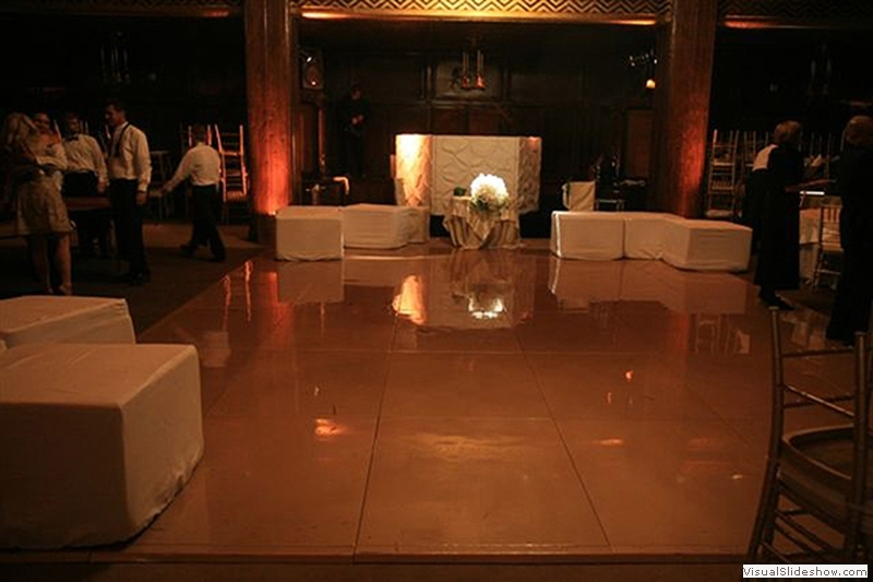 Champagne Dance Floor Rentals Los Angeles