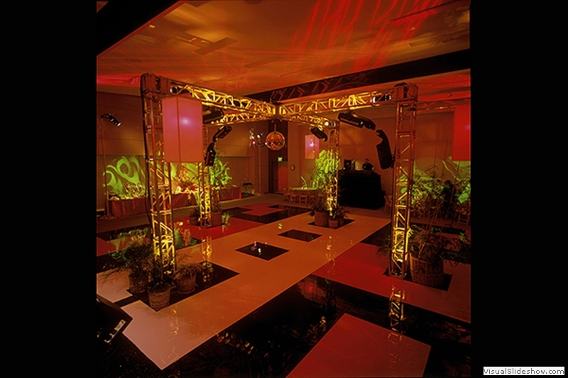 Custom Dance Floor Rentals Los Angeles