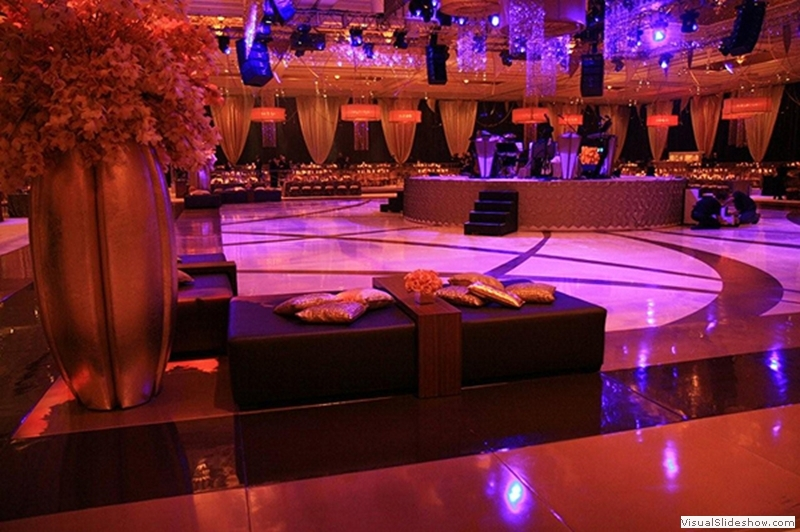 Custom Dance Floors Rental