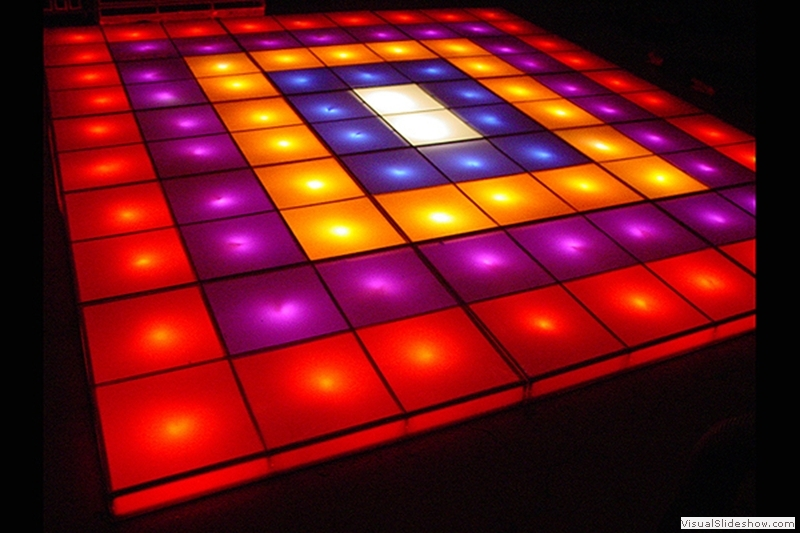 Disco Dance Floor Rentals