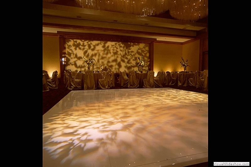 Wedding Dance Floor Los Angeles