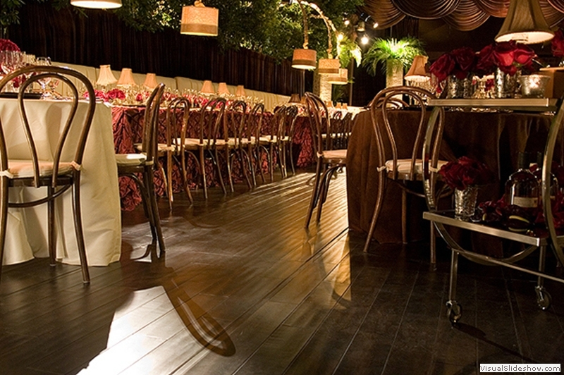 Wood Dance Floor Rentals
