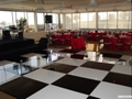 Checkered Dance Floor Rentals